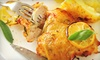 Wheatstack - Lisle: Comfort Fare Meal with Appetizer, Entrees, and Wine for Two or Four at Wheatstack in Lisle (Up to 56% Off)