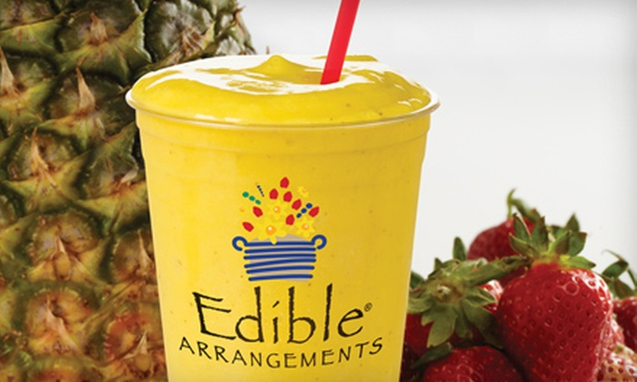 Edible Arrangements - Bear Creek: $6 for Smoothies for Two at Edible Arrangements ($11.90 Value)