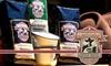 Mavericks Coffee - Visalia: $10 for $20 Worth of Fresh Coffee at Mavericks Roasting Company