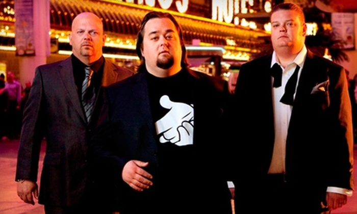 """Mayo Center for the Performing Arts - Morristown: $26 for One Ticket to The """"Pawn Stars"""" Gold & Silver Show at Mayo Center for the Performing Arts in Morristown. Two Options Available."""
