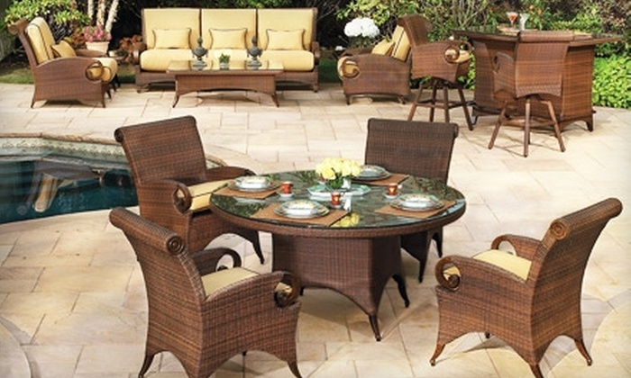 Patio.com   Multiple Locations: $50 For $100 Toward Outdoor Furniture And  More At