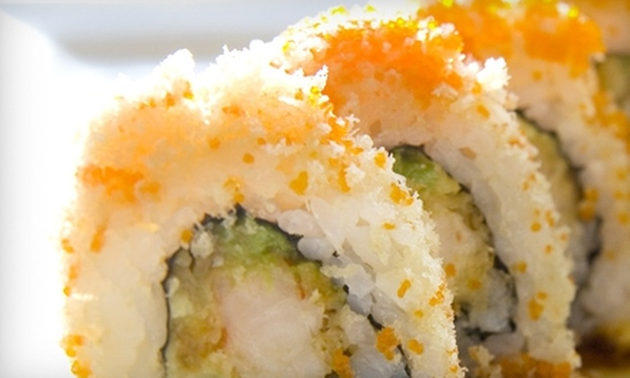 Tiger Sushi 2 - Minneapolis: $14 for $28 Worth of Sushi and Drinks for Dinner at Tiger Sushi 2 (or $7 for $15 Worth of Weekday Lunch)