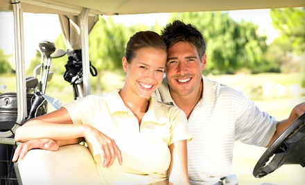 Golf Outing for 2 (up to a $110 value) - Chuck Corica Golf Complex in Alameda