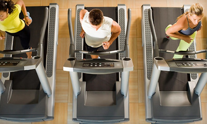 Fusion Fitness Center - Newark: 5, 10, or 15 All-Day Access Passes to Fusion Fitness Center (Up to 85% Off)