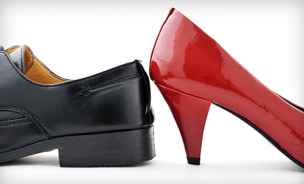 $40 Groupon to Berkley Shoe Repair - Berkley Shoe Repair in Berkley