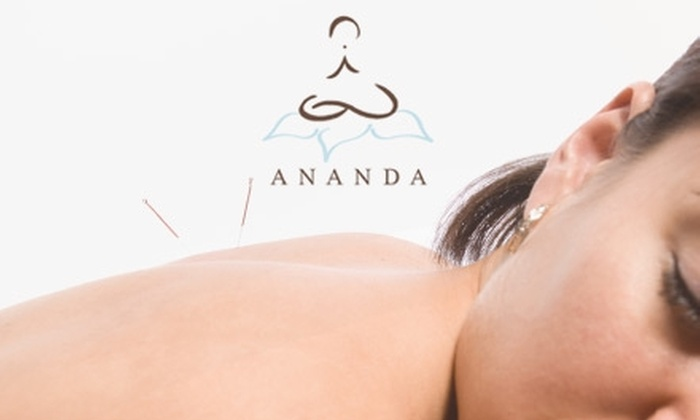 Ananda Acupuncture, Yoga, and Qi Gong - Autumn Woods Townhomes: $39 for an Acupuncture Consultation and Treatment at Ananda Acupuncture, Yoga, and Qi Gong