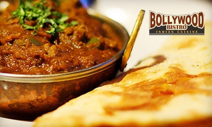 Bollywood Bistro - Misty Meadows: $10 for $20 Worth of Indian Cuisine at Bollywood Bistro