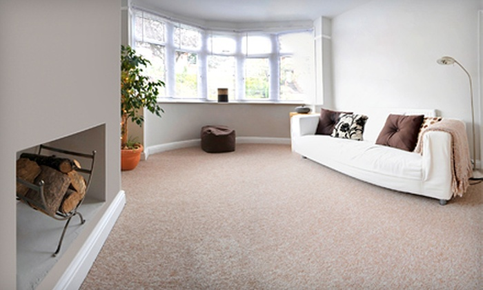 Zipco - Hill Haven: $99 for Carpet Cleaning for Three Rooms Up to 600 Square Feet from Zipco ($199 Value)
