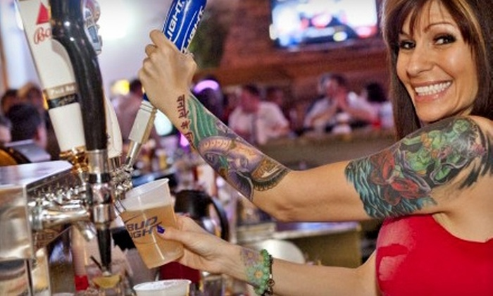 Scooter's Pub - Spring Valley: $10 for $20 Worth of American Fare and Drinks at Scooter's Pub