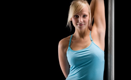 1 Drop-In Fitness Pole-Dancing Class (a $20 value) - Dance Alley in Lexington