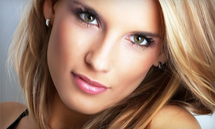 A Salon 7 - Reno: $30 for $60 Worth of Hair Services at A Salon 7