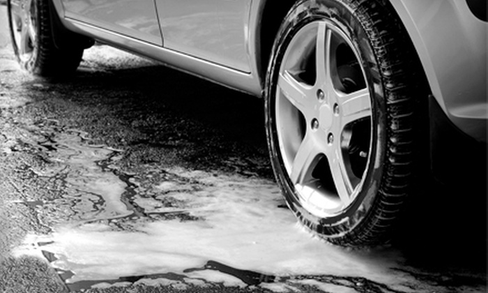 Ankeny Auto Spa - Highland Park: $7 for an Express Elite Treatment Car Wash at Ankeny Auto Spa ($13.77 Value)