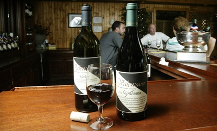 Educational Winery Tour for One (a $24 value) - Valenzano Winery in Shamong