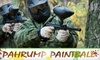 Pahrump Paintball - Pahrump: $20 for All-Day Entry to Pahrump Paintball, Including Equipment, Paint, Air, and Protective Gear ($44.99 Value)