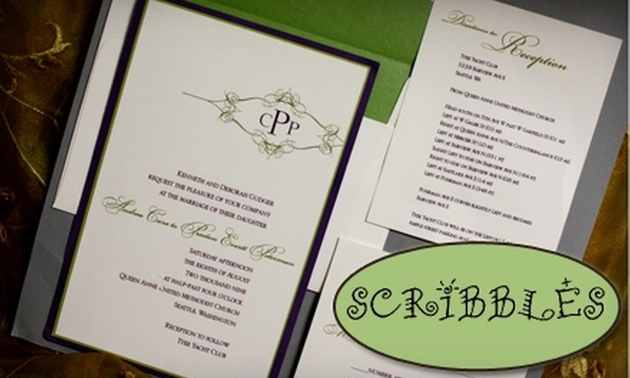 Scribbles - Woodward Park: $15 for $30 Worth of Gifts, Stationery, and More at Scribbles