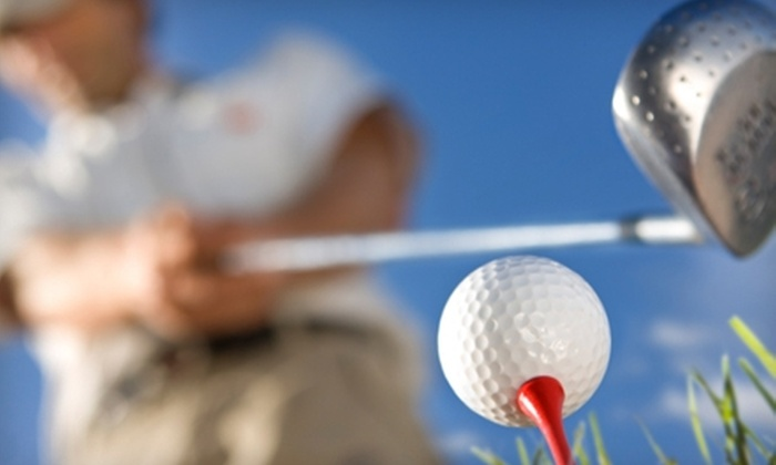Hilaman Park Municipal Golf Course - Tallahassee: $7 for Two Large Buckets of Driving-Range Balls ($14 Value) and 20% Off Round of Golf at Hilaman Golf Course