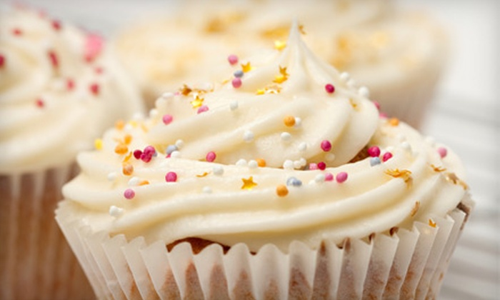 The Cupcake Crew CT - Downtown: $6 for a Half-Dozen Delivery Cupcakes from The Cupcake Crew CT ($12 Value)