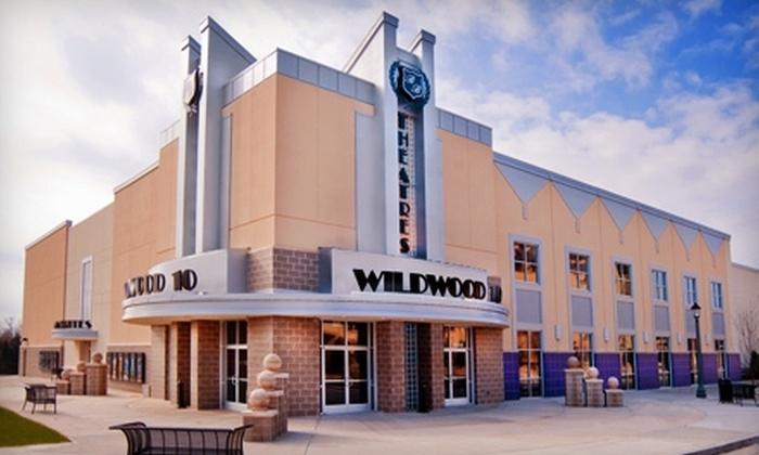 B&B Wildwood 10 Theatre - Grover: $9 for Two Movie Tickets to B&B Wildwood 10 Theatre in Wildwood (Up to $19 Value)