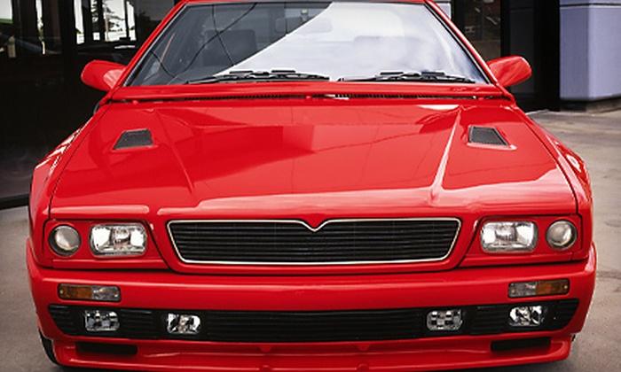 Gio's Mobile Auto Detailing - Fairview Shores: $59 for a Full Detailing Service from Gio's Mobile Auto Detailing ($120 Value)