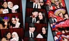 Smooch Booth: Photo-Booth Rental from Smoochbooth (Up to 64% Off). Four Options Available.
