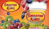 Smoothie King - Multiple Locations: $5 for Two 20 Ounce Smoothies at Smoothie King ($10 Value). Choose One of Two Locations.