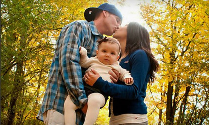 Paige Ramsey Photography - Louisville: Portrait, Senior, or Engagement Photo-Shoot Package from Paige Ramsey Photography (Up to 86% Off)