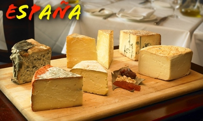 España Wine & Tapas Bar - Larchmont: $20 for $40 Worth of Fare and Drinks at España Wine & Tapas Bar In Larchmont