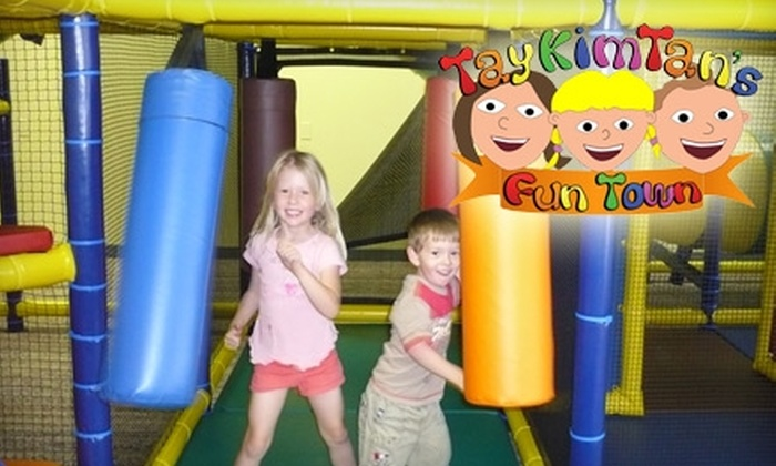 TayKimTan's Fun Town - Niagara Falls: $15 For Five Admission Passes to TayKimTan's Fun Town in Niagara Falls (a $33.90 value).