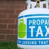 $10 for Propane Tank Exchange