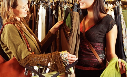 $20 Groupon to Clothes Mentor - Clothes Mentor in Louisville