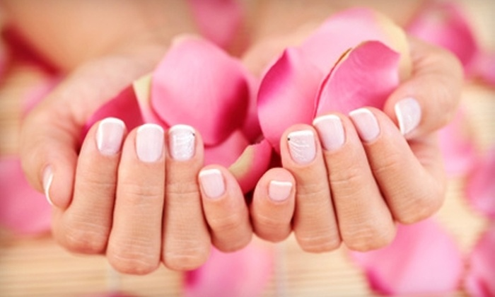 Whitney Hair & Wellness - Madison: $17 for Shellac Manicure at Whitney Hair & Wellness ($35 Value)