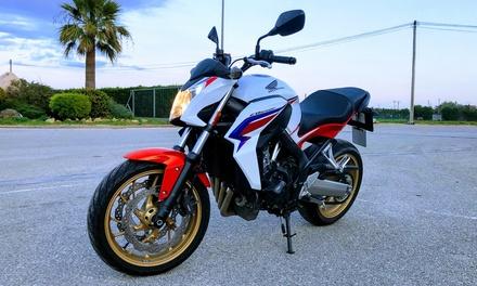 Curso para la obtención del carné de moto en Autoescola Km2.0