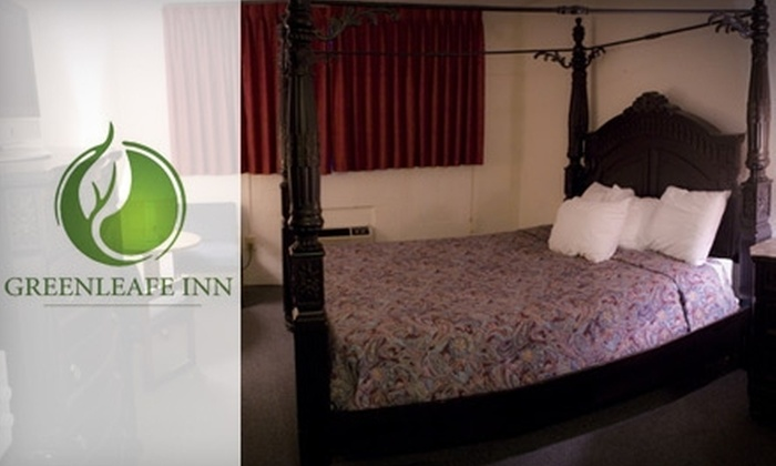 Greenleafe Inn - 8, Sandhills: $24 for a One-Night Stay at the Greenleafe Inn ($49.99 Value)