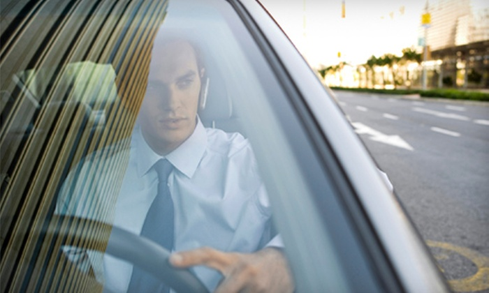 Fastrac Glass Inc. - Lyons Park: $25 for a Windshield-Crack Repair at Fastrac Glass Inc. ($59.95 Value)
