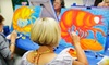 Paint Slingers - Spanish Fort: $20 for One Admission to Tuesday Girls' Night Out BYOB Paint Party or Thursday Open Painting Session at Paint Slingers (Up to $40 Value)