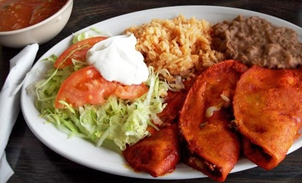 $14 Groupon to Taqueria Mixteca - Taqueria Mixteca in Dayton