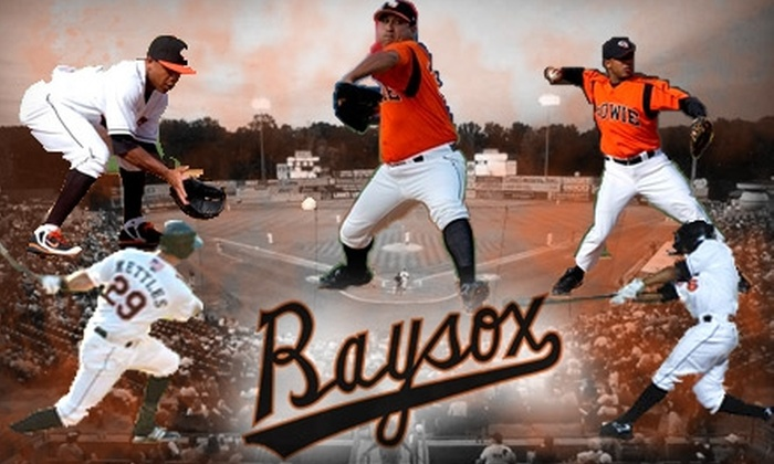 Bowie Baysox Baseball - Bowie: $7 for an Adult Ticket to Bowie Baysox Baseball