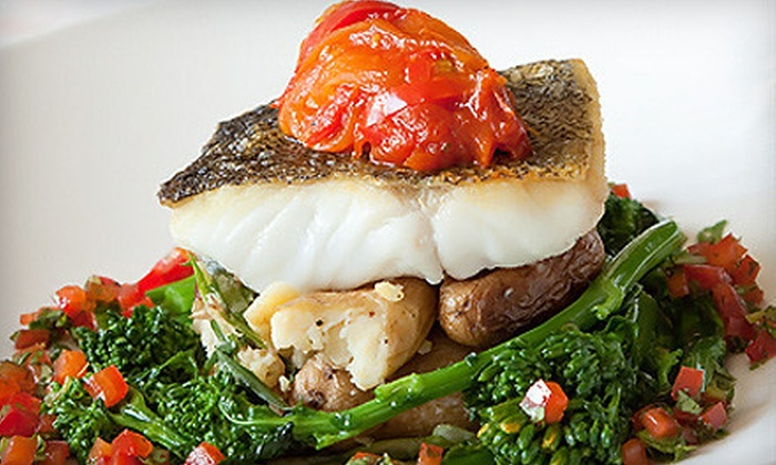 Globe Bistro - Playter Estates: $69 for a Five-Course Tasting Menu for Two at Globe Bistro ($140 Value)