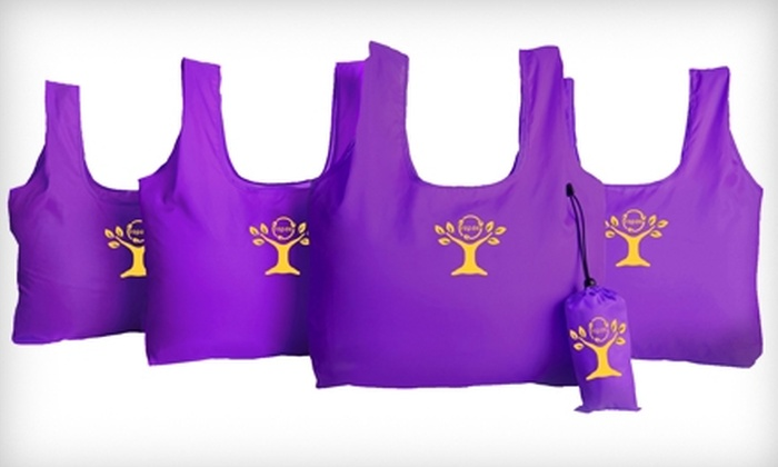 Repax: $10 for Four Reusable Bags from Repax ($19.95 Value)
