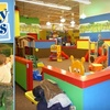 Little Monkey Bizness - Multiple Locations: $15 for Five Open-Play Visits at Monkey Bizness and Little Monkey Bizness (Up to $37.50 Value)