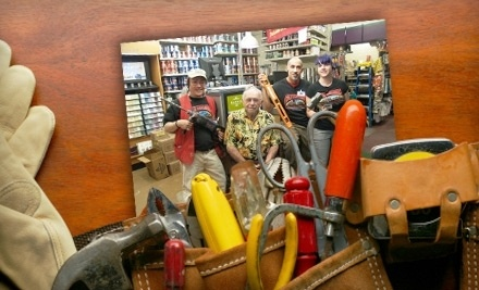 $20 Groupon to Cole Hardware - Cole Hardware in San Francisco