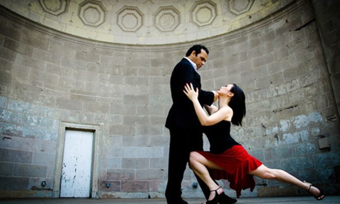 Tango with Jon - Multiple Locations: Beginner Tango Classes with Dance Socials at Tango with Jon (Up to 79% Off). Two Options Available.