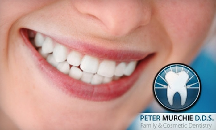 Dr. Peter R. Murchie, D.D.S. Family and Cosmetic Dentistry - 4: $149 for a 60-Minute Teeth-Whitening Treatment by Dr. Peter R. Murchie, D.D.S. Family & Cosmetic Dentistry ($400 Value)