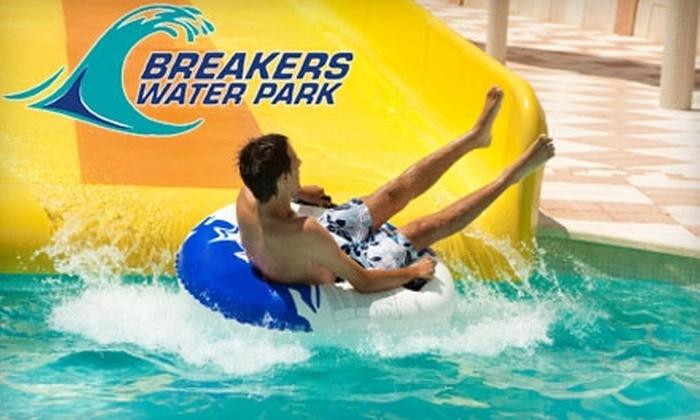 Breakers Water Park - Tucson: $48 For Season Pass to Breakers Water Park in Marana ($77.95 Value)
