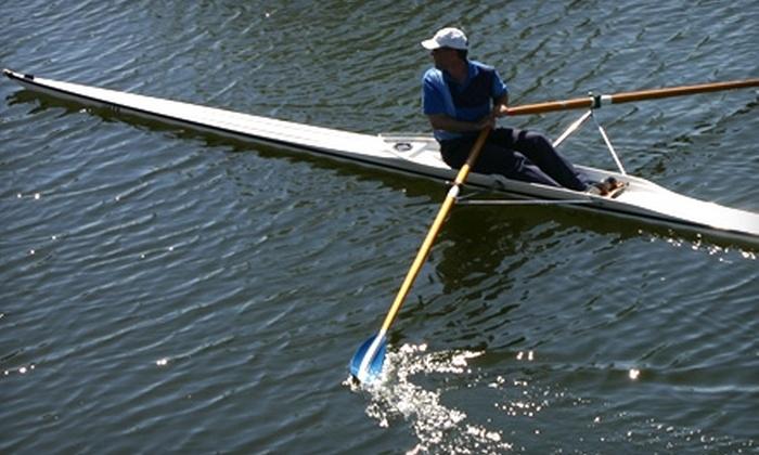 Three Rivers Rowing Association - Herrs Island: $52 for a Six-Week Rowing Class at Three Rivers Rowing Association ($105 Value)