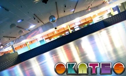 Skates Roller Skating Entertainment Center: 10-Skate Card - Skates Roller Skating Entertainment Center in Sand Springs