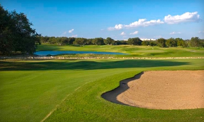 Hill Country Golf Club - Far West Side: $59 for 18 Holes of Golf with Cart Rental and Range Balls at The Hill Country Golf Club (Up to $135 Value)
