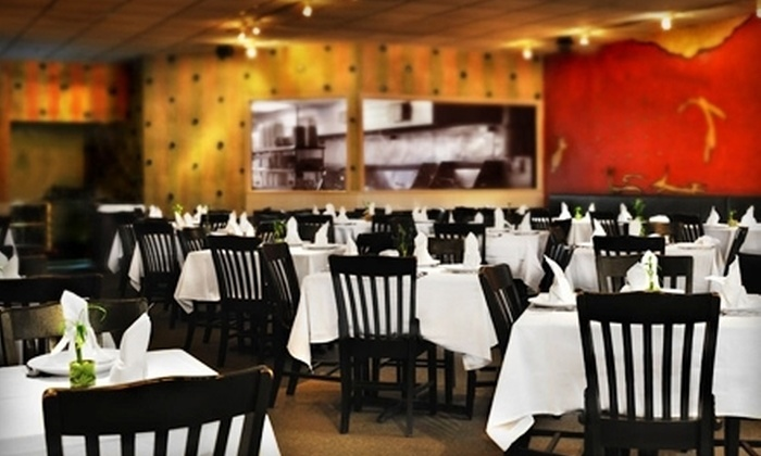 Chin Chin - Atlanta: $10 for $20 Worth of Chinese Cuisine at Chin Chin