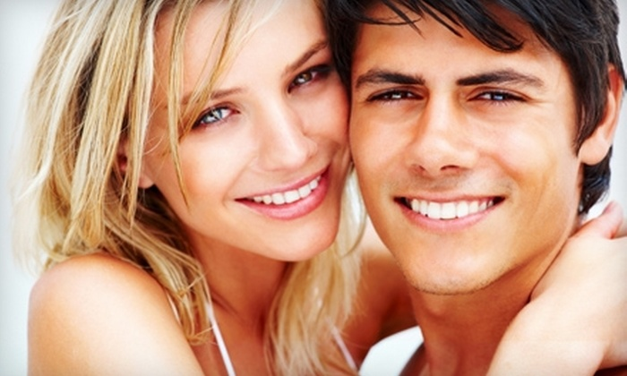 Drs. Louis & Dominic Vitangeli - Englewood: $119 for a Custom Teeth-Whitening Kit at Drs. Louis & Dominic Vitangeli (Proceeds go to Charity)