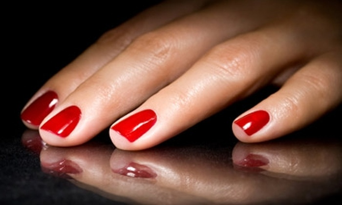 Debra's Nail's Desire - Knoxville: $17 for an OPI Axxium Gel Manicure at Debra's Nail's Desire  ($35 Value)